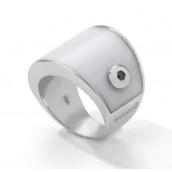 ANILLO BLANCO,PLATA 925 MM. - 790010