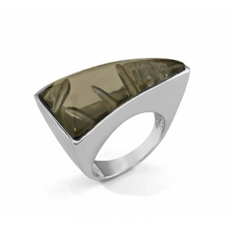 ANILLO SMOKEY, PLATA 925 MM. - 790058 SM