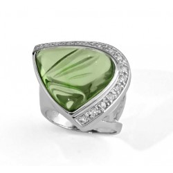 ANILLO GREEN, PLATA 925 MM. - 790061 GR