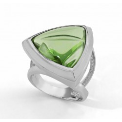 ANILLO GREEN, PLATA 925 MM. - 790062 GR