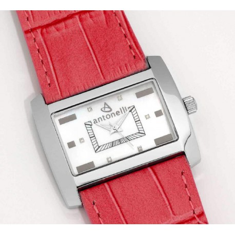 BAUME 6D PINK. STEEL 316L WATCH AND MOP  - 960003