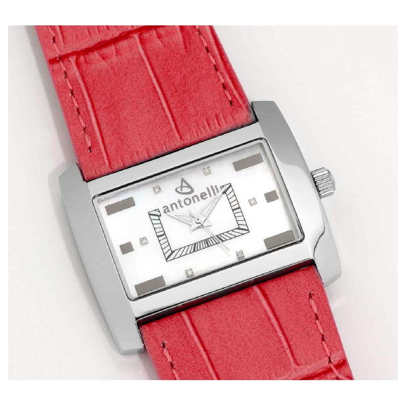 BAUME 6D PINK. STEEL 316L WATCH AND MOP  -...